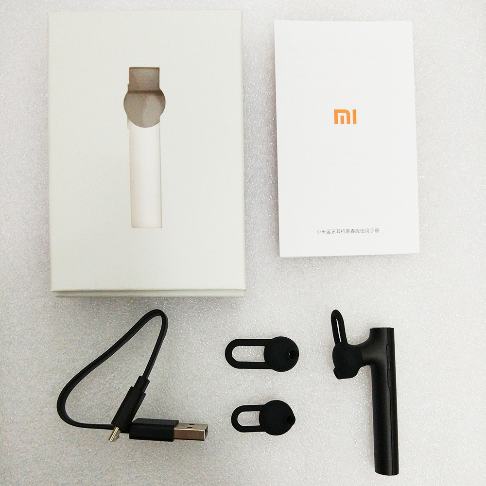 Original Xiaomi Bluetooth Headphones Youth Edition Headset Bluetooth 4 1 Xiaomi Mi Bluetooth Earphone Build In Mic Handfree