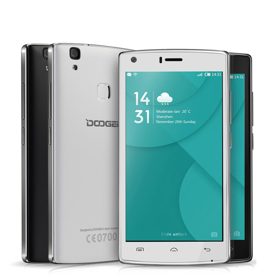Doogee X5 MAX Pro Smartphone 5 0 Inch Android 6 0 MTK6737 Quad Core